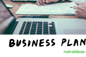 nairaideas.com Writing a business plan