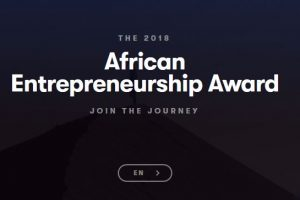 African Entrepreneurship Award